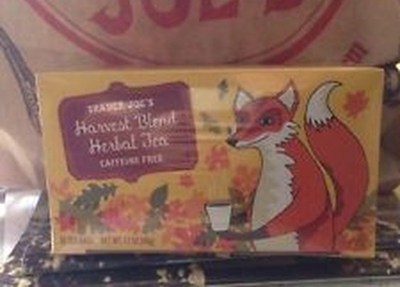 Trader Joe's Harvest Blend Herbal Tea Caffeine Free 20 Bags per 1 7 oz Box Hurry | eBay