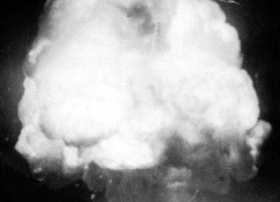 Atom bomb nearly exploded over North Carolina in 1961: UK paper - Yahoo News