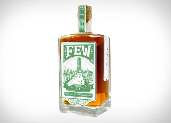 FEW Barrel Gin