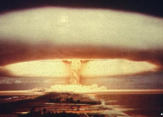 BBC- US plane in 1961 'nuclear bomb near-miss'