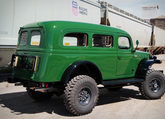 Legacy Dodge Carryall | Uncrate