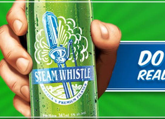Steam Whistle Brewing - Canada's Premium Pilsner