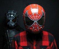 Spider-Man Motorcycle Helmet | HiConsumption