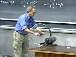 Best demonstration of momentum ever. [VIDEO]