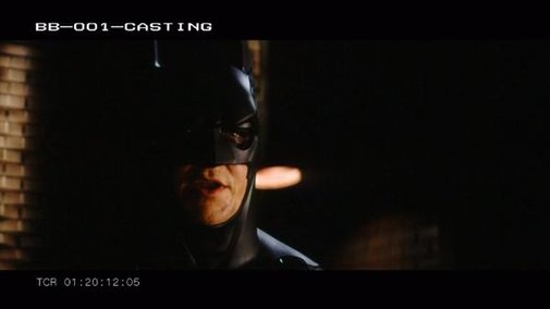 Watch Christian Bale Audition For Batman With Amy Adams