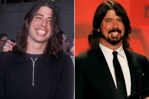 '90s Rock Stars Then and Now