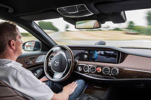 Four New Mercedes-Benz S Class Cars Debut at Frankfurt Auto Show