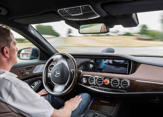 Four New Mercedes-Benz S Class Cars Debut at Frankfurt Auto Show