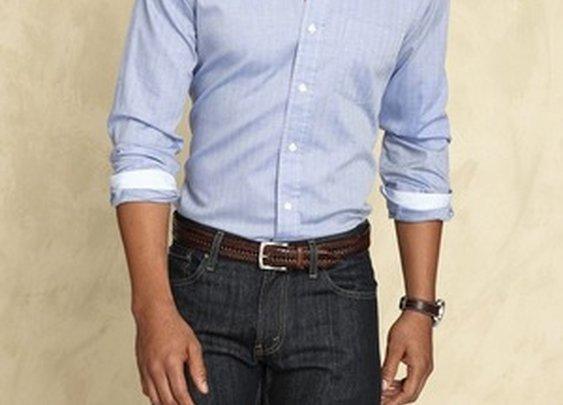 Long Sleeve Thurston Shirt-Slim Fit