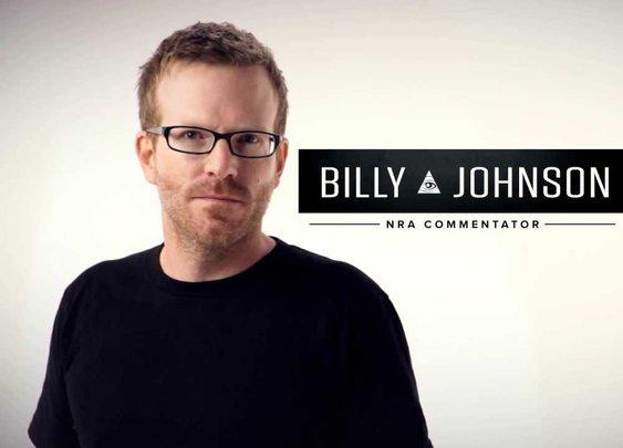 Billy Johnson re: Gun Violence