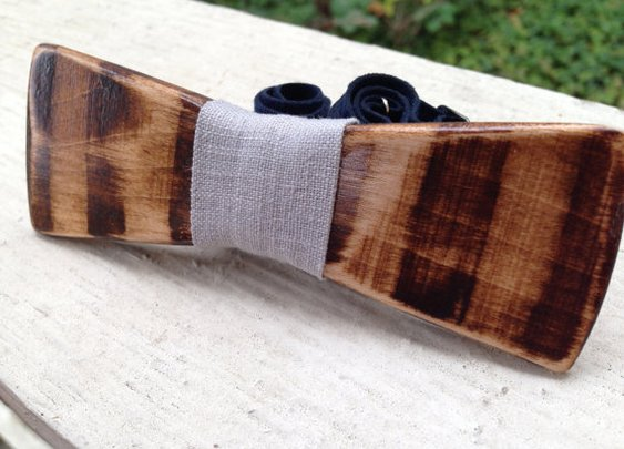 Wooden Bow Ties by ManySplinteredThings on Etsy