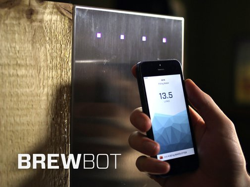 Brewbot: The Smart Brewing Appliance by Cargo — Kickstarter