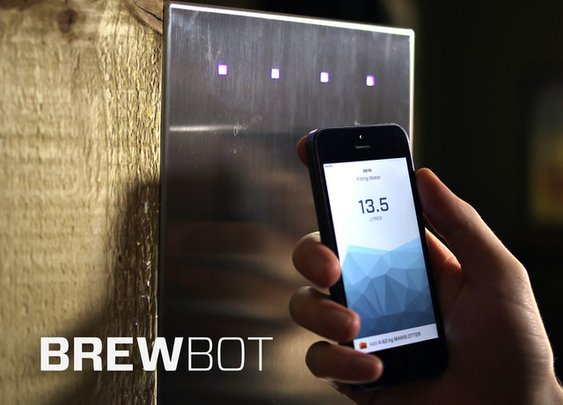Brewbot: The Smart Brewing Appliance by Cargo — Kickstarter