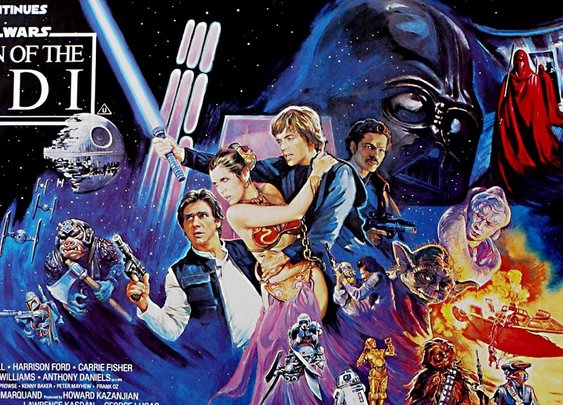 10 Things You Probably Didn't Know About Star Wars: Return of the Jedi
