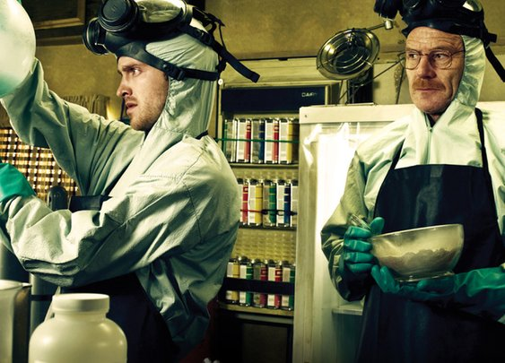 How much science does Breaking Bad get right? Way more than you think.