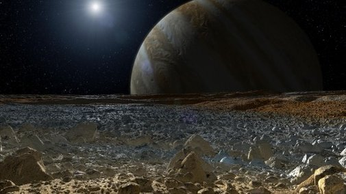 Objective Europa wants to send astronauts on a one-way mission to Jupiter's moons