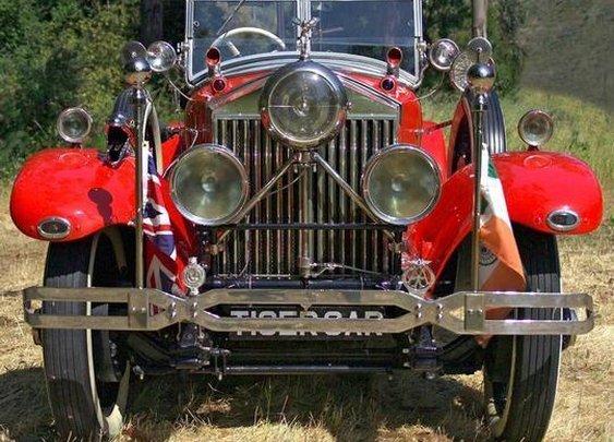 1925 Rolls-Royce Phantom I Maharaja - latimes.com