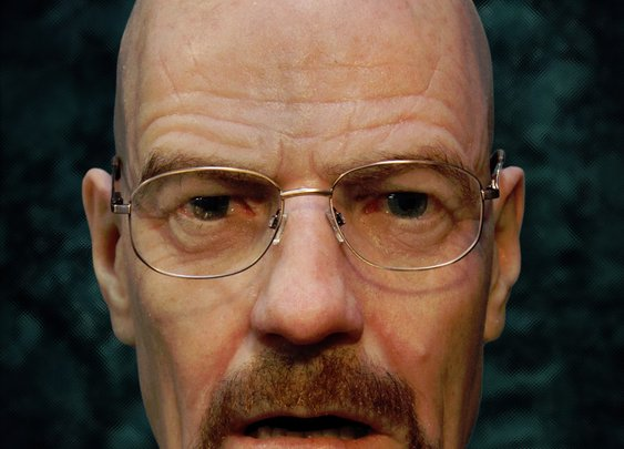 Gotta Have It! Walter White Hyper-Flesh Mask : 101 or Less
