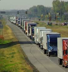 Truckers to Strike and Take Convoy to DC with Trucker Tim Shorer