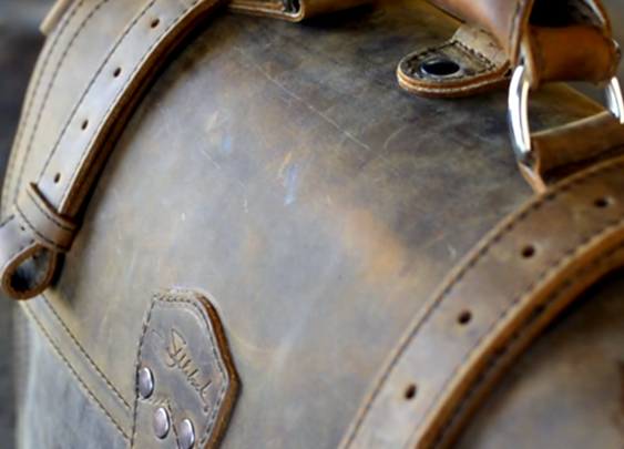 Saddleback Leather Unveils New Leather For Production