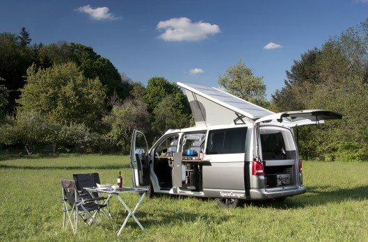 The fast and the furnished: A tour of modern Volkswagen bus campers