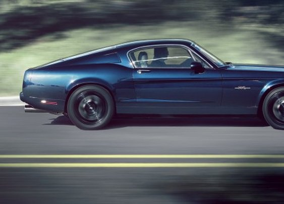 Luxury muscle: The Equus Bass 770