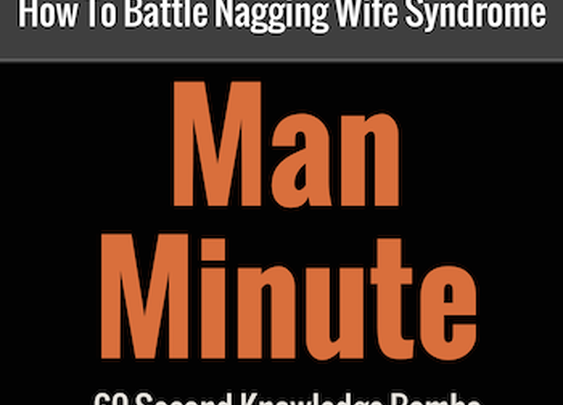 Wife Always Mad At You? Use This Trick To Calm Her Down Fast