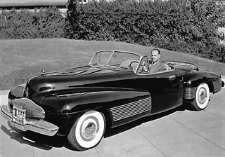 Harley Earl – General Motors' Legendary Automobile Designer
