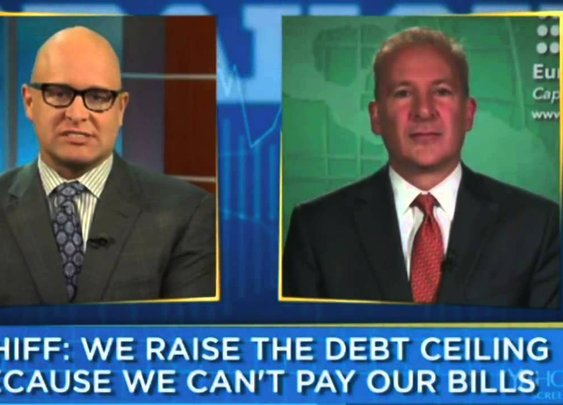 U.S. Is Broke, Can't Afford to Raise the Debt Ceiling - YouTube