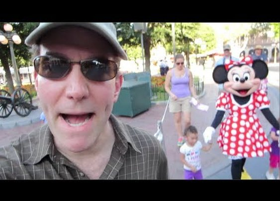 F&@%ING DISNEYLAND! - YouTube