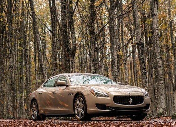 Ermenegildo Zegna x Maserati