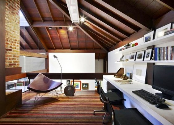 Attic House Design Ideas, Planning, Utilizing,  attic interior design, attic room design