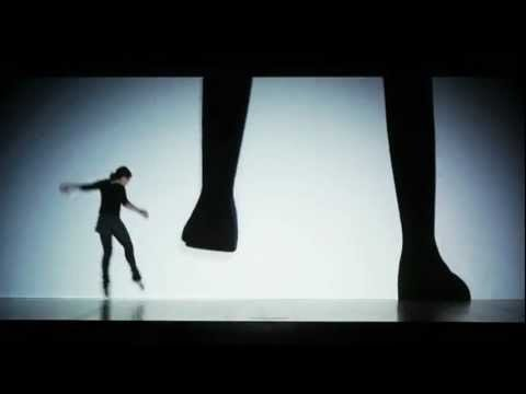 Primitive by enra – a Creative Combination of Dance and Motion Graphics