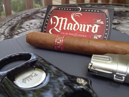 Cigar review - CLE Cuarenta ‹ Southern Ash