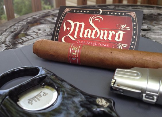 Cigar review - CLE Cuarenta ‹ Southern Ash