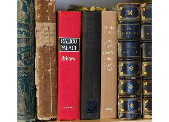 Bookshelf Boombox | MAKE
