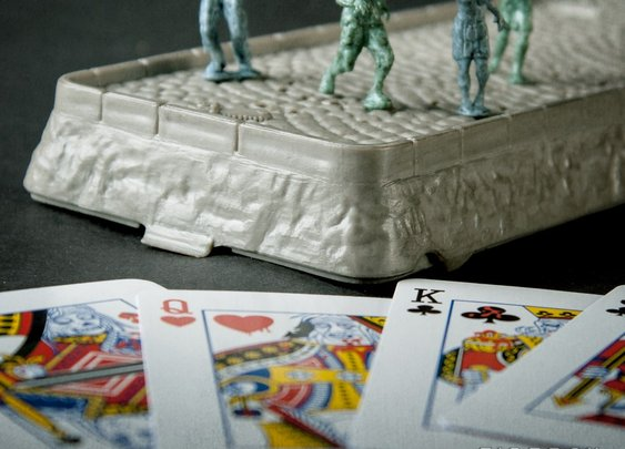 Zombie Cribbage | That Should Be Mine