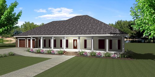 Annabelle House Plan - 8228