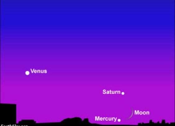 October 2013 guide to the five visible planets | Astronomy Essentials | EarthSky