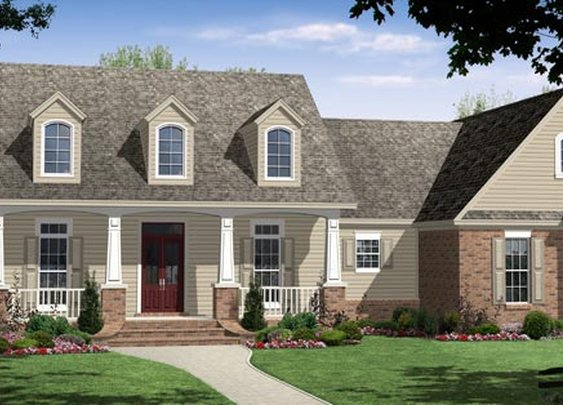 The Baywood House Plan - 6263