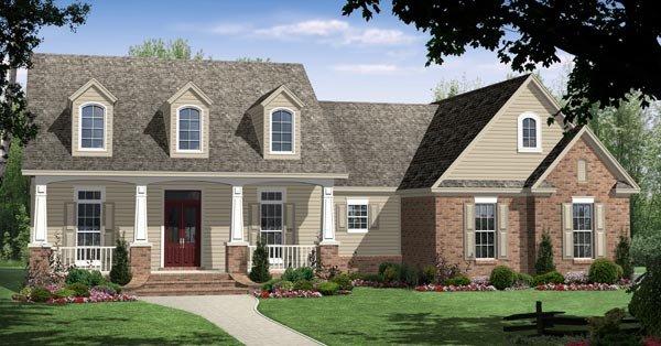 The Baywood House Plan - 6263