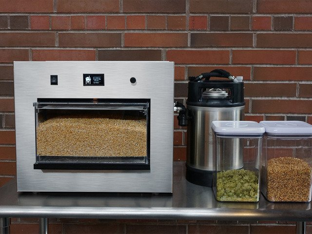 PicoBrew Zymatic:  Automatic Beer Brewing Appliance by PicoBrew LLC — Kickstarter
