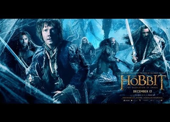 The Hobbit: The Desolation of Smaug, Trailer 2
