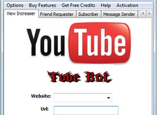 YouTube Views Bot