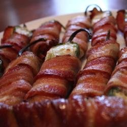 Football Party Jalapeno Poppers
