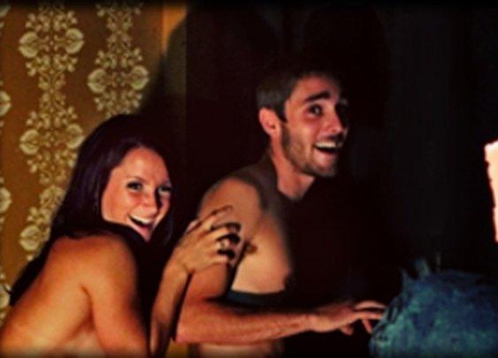 Naked & Scared Challenge at Shocktoberfest : 101 or Less