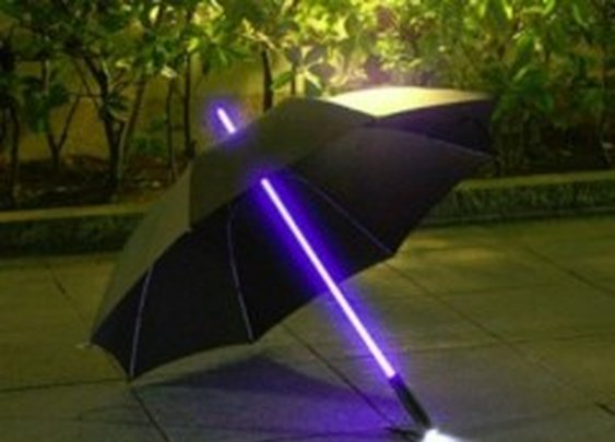 Star Wars Umbrella LED