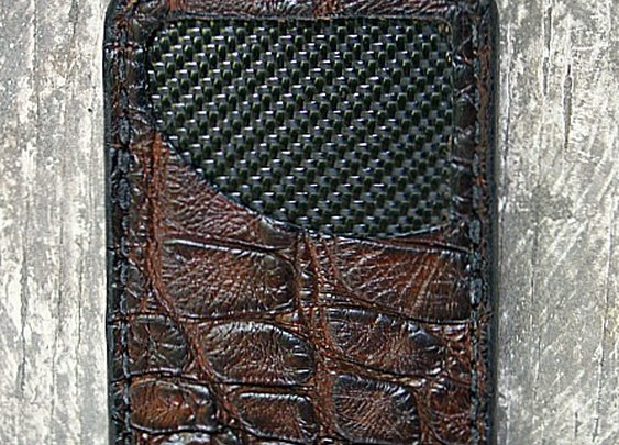 Genuine Alligator Front Pocket Wallet - Vvego