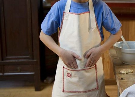 Canvas Kids Apron | Home Kitchen & Pantry | Raw Materials | Scoutmob Shoppe | Product Detail