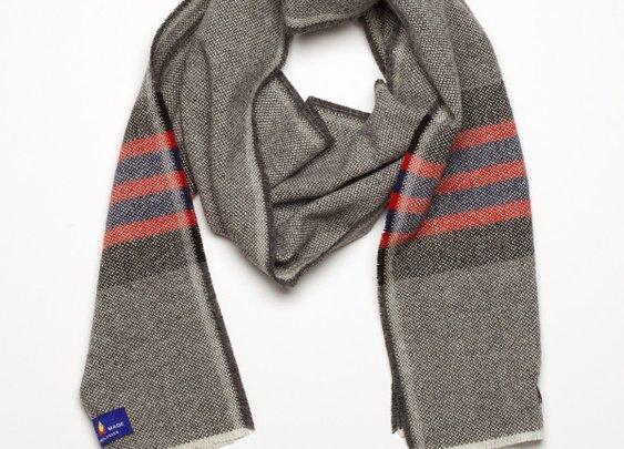 Wool Lumberlander Scarf